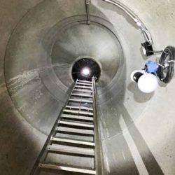 Zugangstreppe