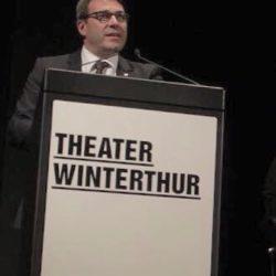 Josef Lisibach Stadttheater WInterthur